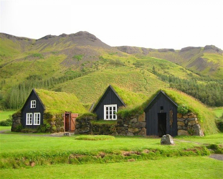 Bajkoviti zeleni krovovi Norveške (1)