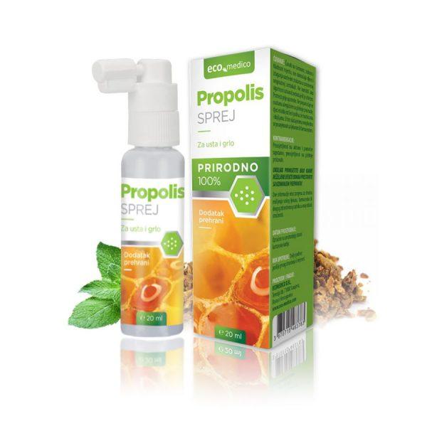 Propolis sprej sa mentom - za jačanje imuniteta