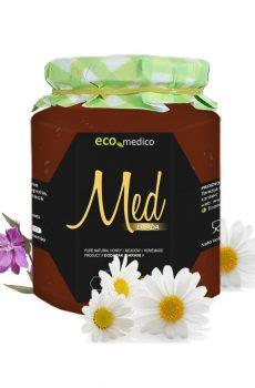 Ecomedico Livadski med - protiv prehlade