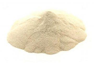 Goveđi želatin u prahu se može kupiti u svim trgovinama. Ima blagotvorno dejstvo na hrskavicu i koštano tkivo. Želatin jača kosu i nokte.